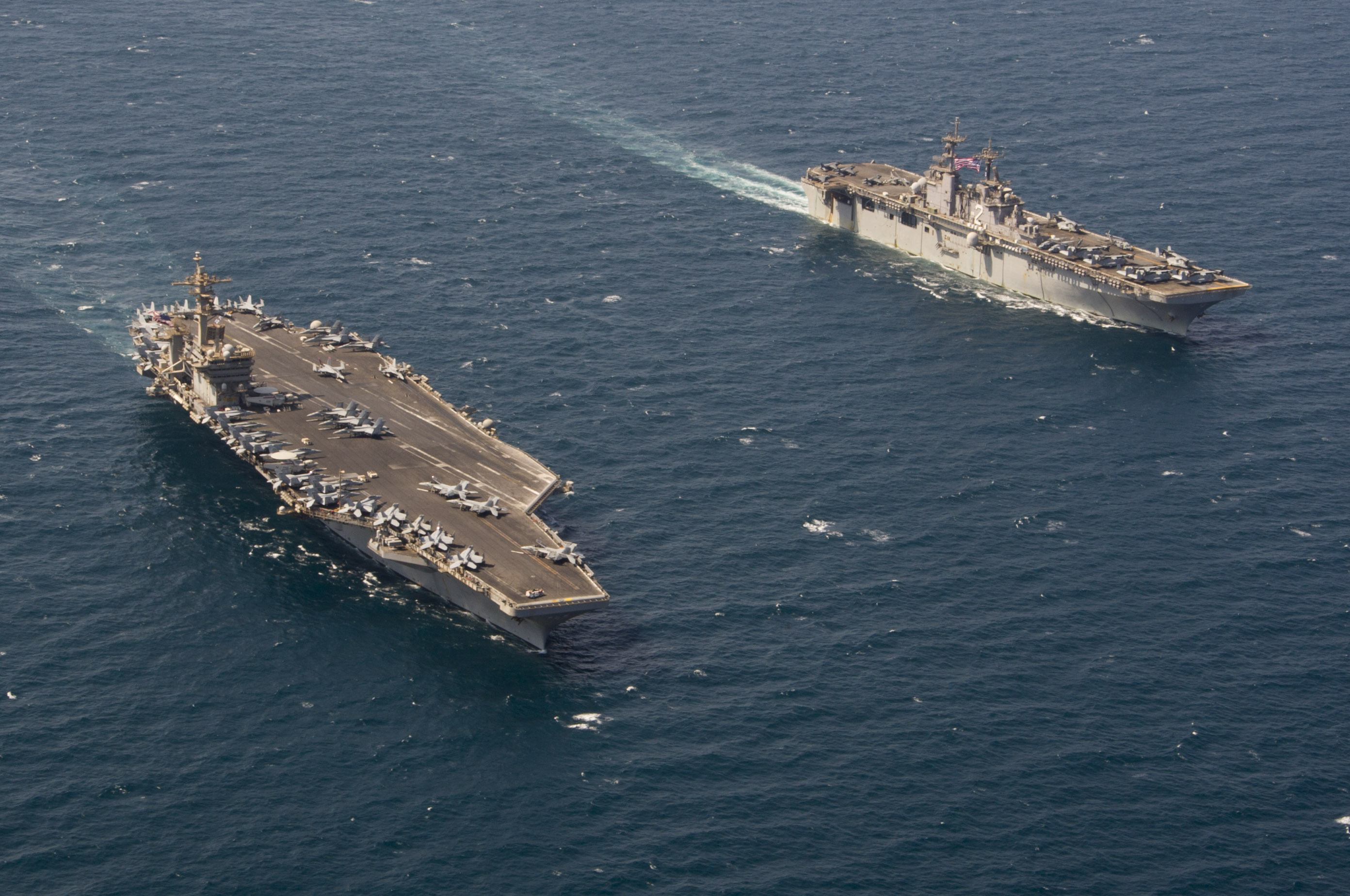 US Navy Aircraft Carrier Due At The End Of The Month Halifax - Us aircraft carriers deployment map