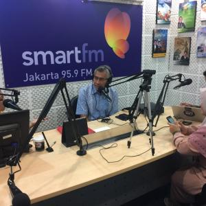 Mengenal Fintech - Financial Expert Halofina at SMART FM
