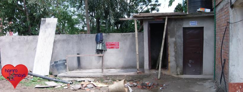 Wasserfiltersystem in der Behindertenschule