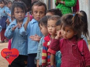 Die Kinder aus der Dalit-Gemeinde sind in Nepal besonders benachteiligt.