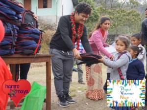 171 glückliche Kinder in Phedi