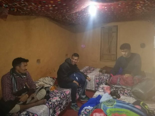 Unsere Unterkunft in Jajarkot.
