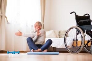 Read more about the article Les bénéfices des étirements lorsque l'on est utilisateur d'un fauteuil roulant