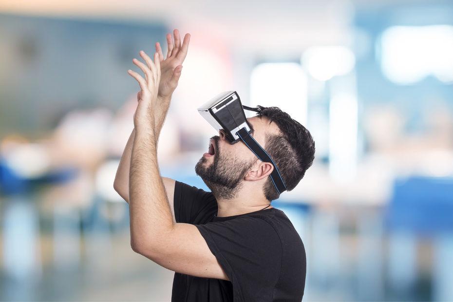 Read more about the article Réalité virtuelle et handicap