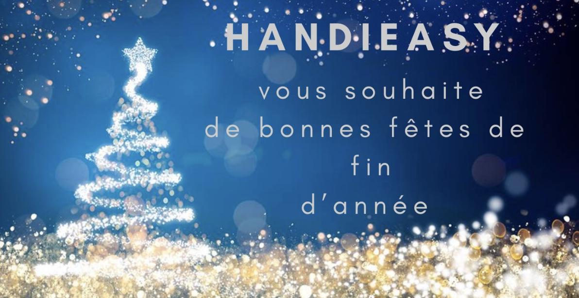 Read more about the article Bonne fêtes de fin d'année !!!