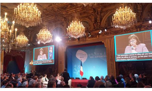 Read more about the article Macron préside la conférence nationale du handicap