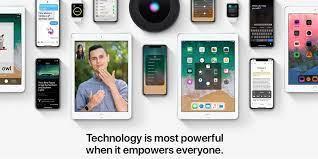 Read more about the article Apple promet une flopée de nouveautés handicap en 2021