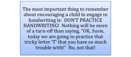 Most Important Thing About Handwriting