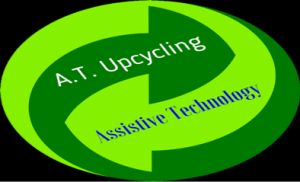 Use it or Lose it! Upcylcing Assistive Technology, by Molly Shannon, OTR/L, ATP, on the Go-To-For-OT Blog