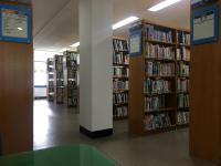 안덕 산방 도서관 종합 자료실