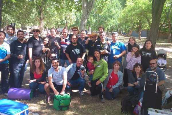 Grupo ACCE Madrid