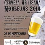 Cartel III Feria Noblejas 2014