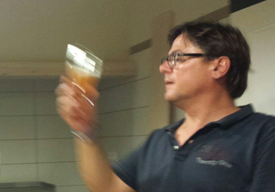 José Luis Coloma - Colobeer - Cerveza Artesana Exulans