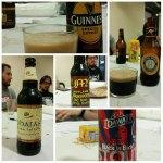 Cervezas de la Cata de Stouts - Match Beer 2015