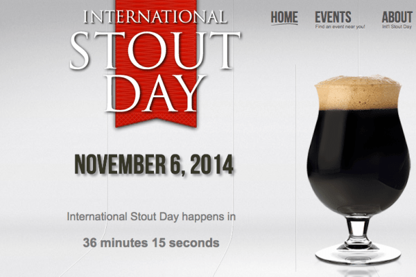 International Stout Day 2014
