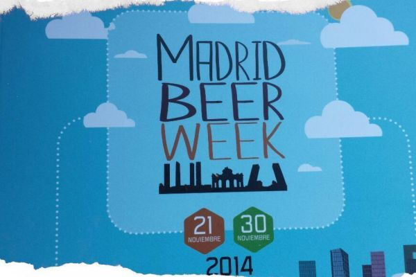 Madrid Beer Week 2014
