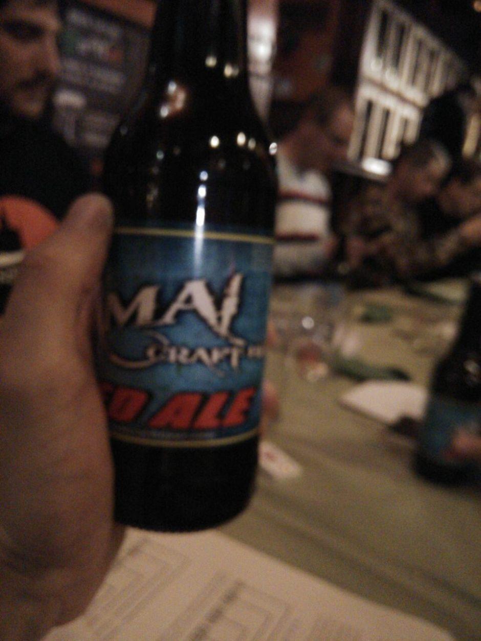 Amai Red Ale para todos los participantes
