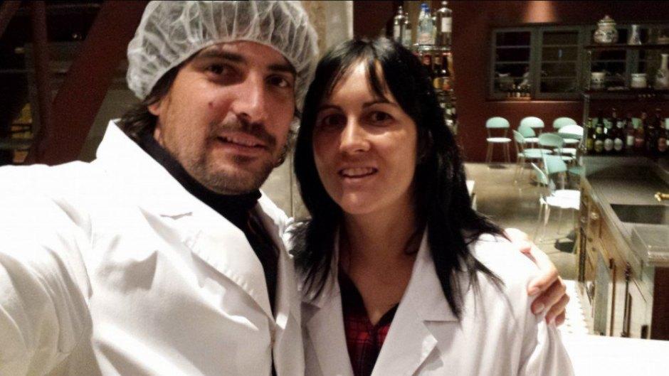 Ataviados para visitar La Zaragozana