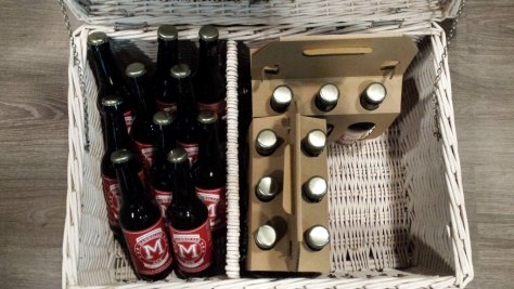 Botellas Madrilian Ale