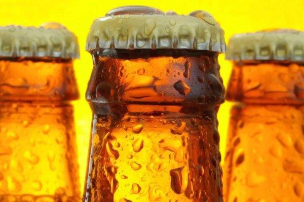 Botellas con gotas