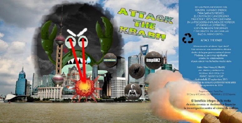 Attack The Krab - Implik2
