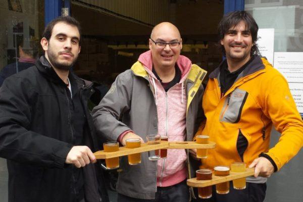 Ruta cervecera por Londres