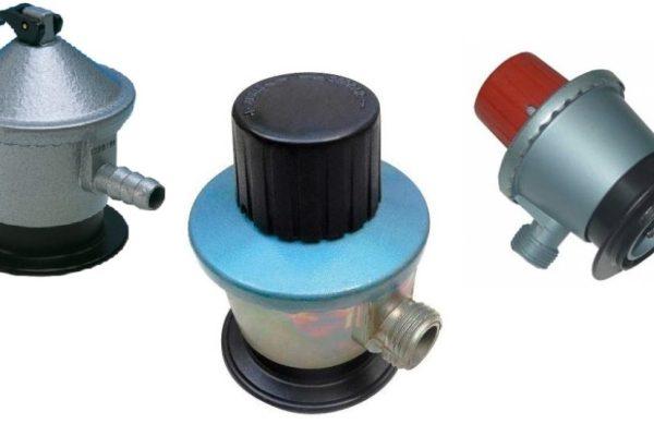 Conectores para Bombona de Gas