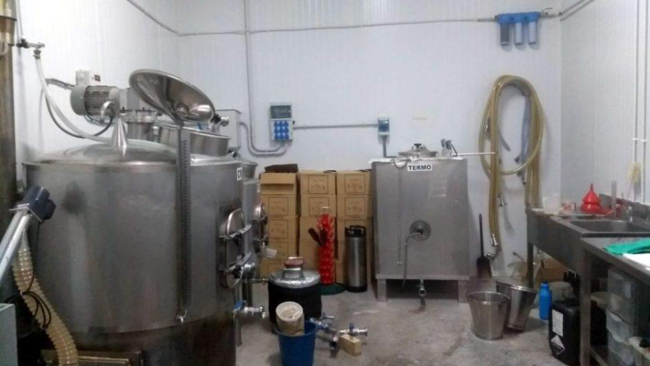 Fabrica Cerveza Artesana La Primera - Alcázar de San Juan