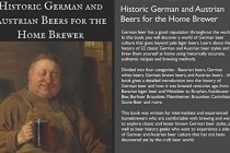 Historic German Austrian Beers Home Brewers