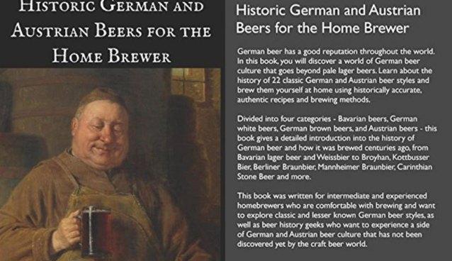Historic German Austrian Beers Home Brewers