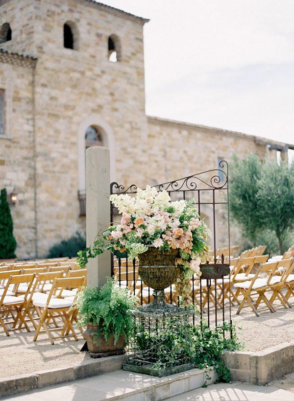 Joli mariage nature for Exterieur nature