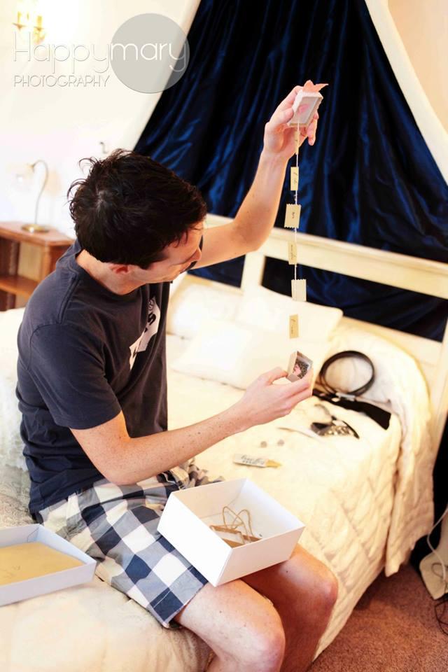 notre mariage religieux une boite surprise pour mon fianc une id e reprendre. Black Bedroom Furniture Sets. Home Design Ideas