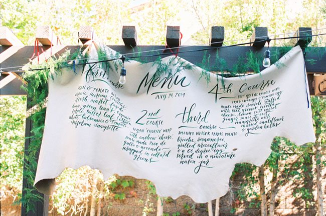 id e menu mariage wedding menu idea happy chantilly. Black Bedroom Furniture Sets. Home Design Ideas