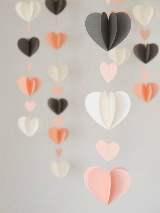 10 id es d co saint valentin diy 10 decorations ideas for Decoration saint valentin