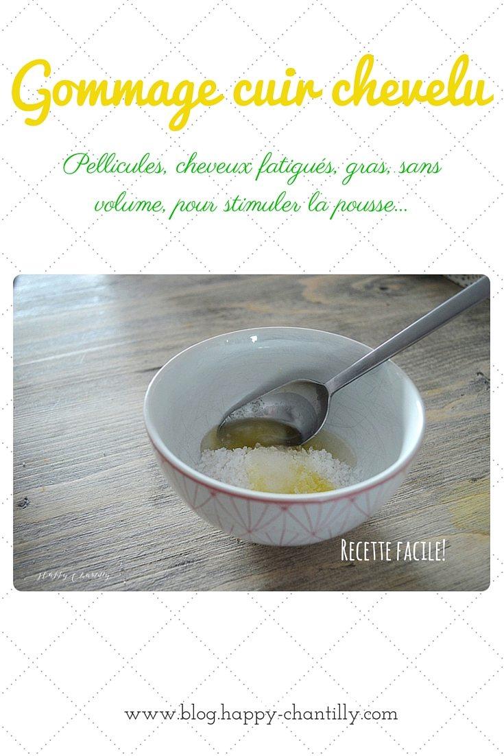 Gommage Cuir Chevelu Maison : gommage, chevelu, maison, Gommage, Chevelu, (recette, Naturelle), Happy, Chantilly