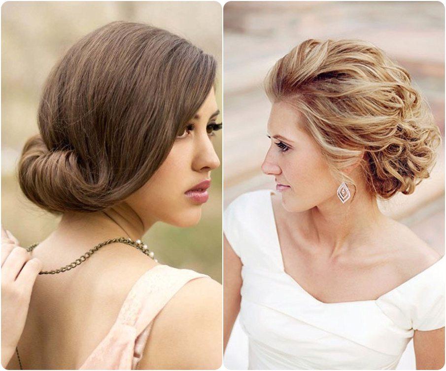25 idu00e9es coiffures de mariu00e9e cheveux courts (carru00e9)