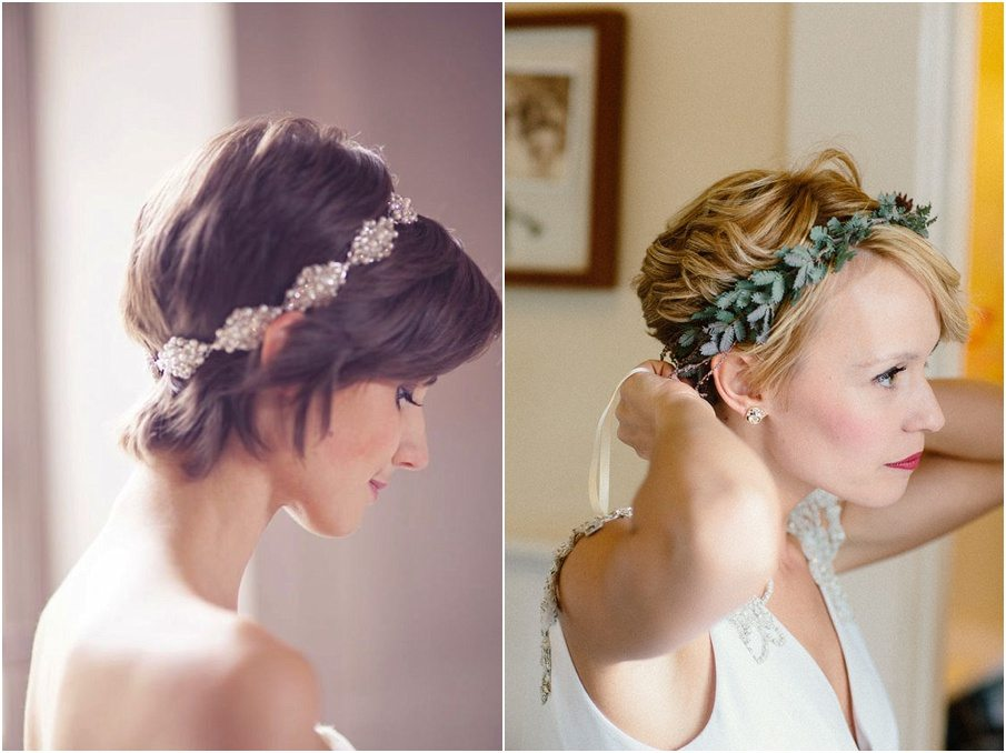 41 Idees De Coiffures Mariee Cheveux Courts 2 Happy Chantilly