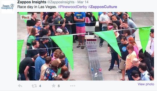Fun @ Zappos!