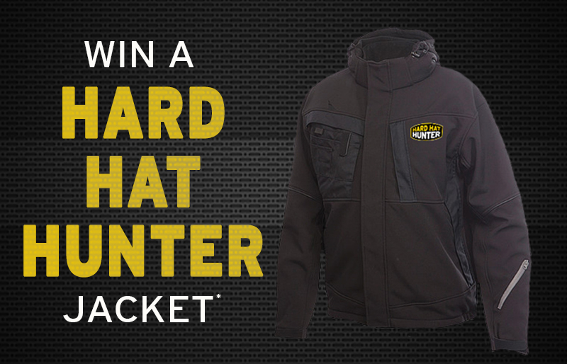 Win a Hard Hat Hunter Jacket