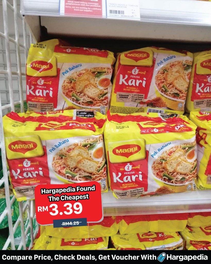 maggi curry kari