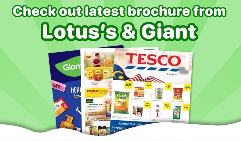 Lotus's Tesco Giant