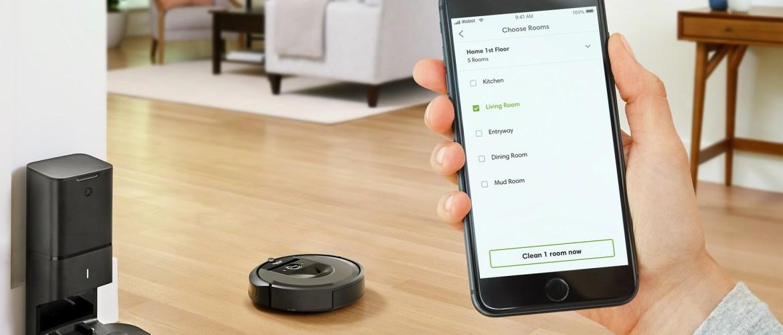 iRobot 'Roomba' i7+