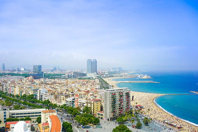 destination europe pas chère evg barcelone