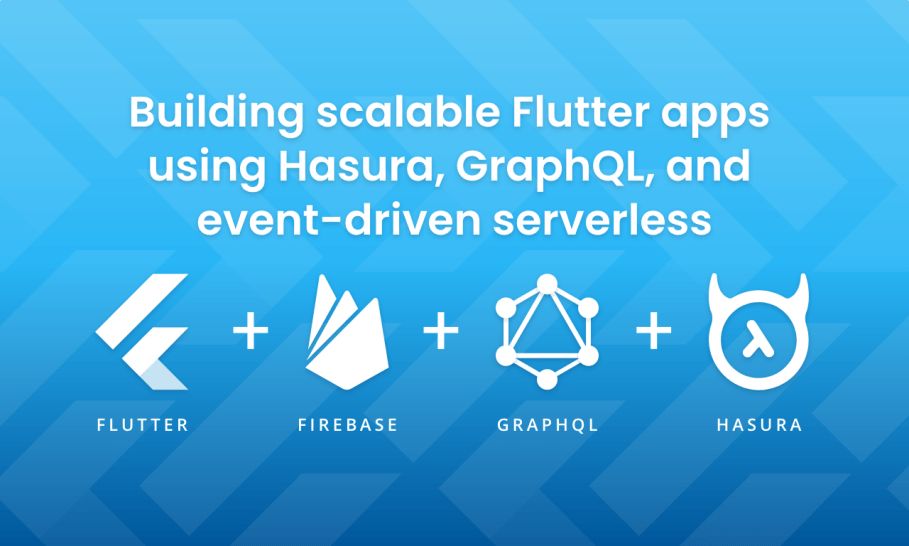 Building scalable Flutter apps using Hasura, GraphQL, and event-driven serverless , Part 2 - Setting up Auth