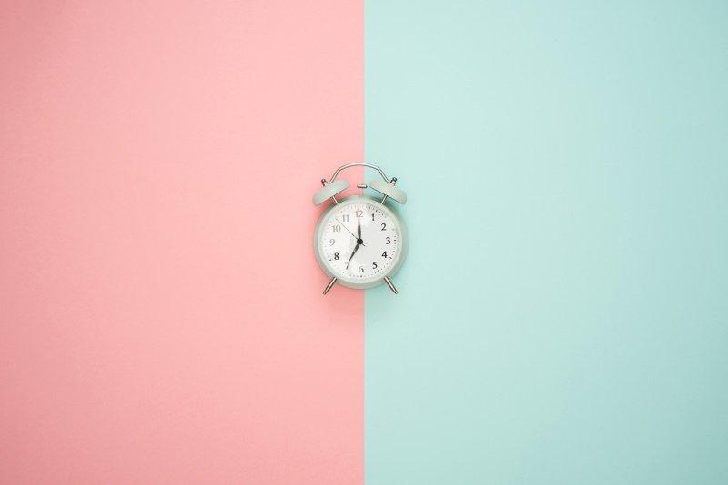 Gestion du temps : les habitudes durent plus longtemps que les objectifs