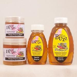 natural Hawaiian honey