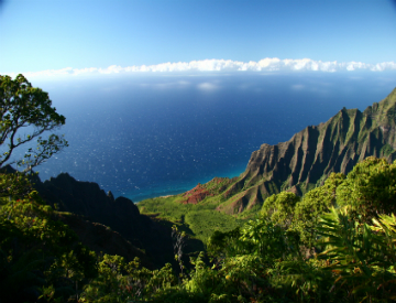 If you're visiting Hawaii, consider an eco-tour to show you how much Hawaiians value their environment. ©iStockphoto.com/Travelographer