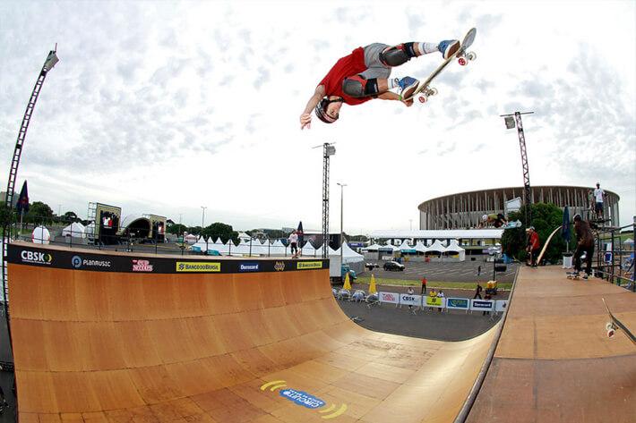 Skate Vertical