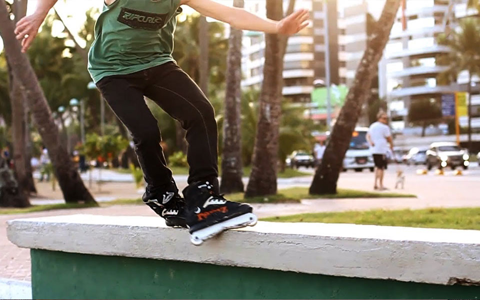 Patins Agressive / Street