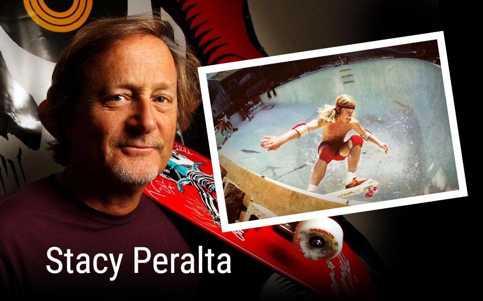 Skatistas Famosos: Stacy Peralta